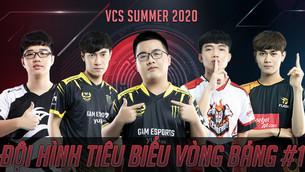 Lộ diện Super Team vòng bảng VCS Mùa Hè 2020 -GAM Esports và Team Flash thống trị, Zeros thì mất hút
