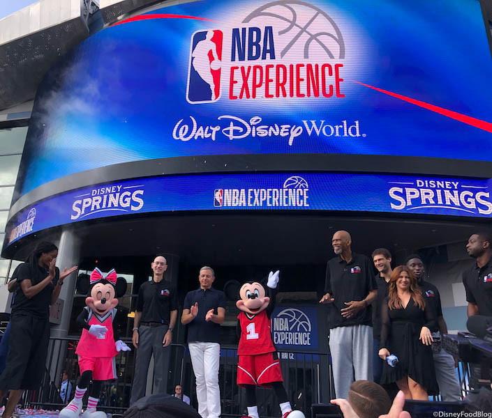 NBA sẽ chi khoản tiền không hề nhỏ để tái khởi động mùa giải ở Disney World Orlando |JP88