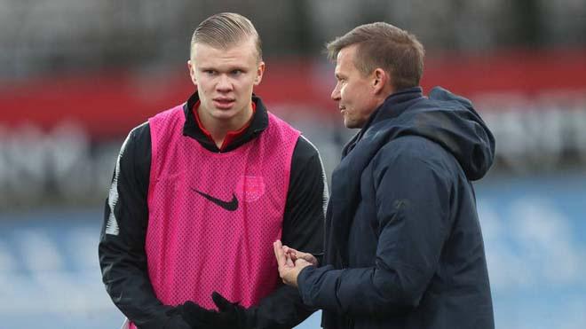 HLV  Jesse Marsch khuyên Haaland nên đến Liverpool |JP88