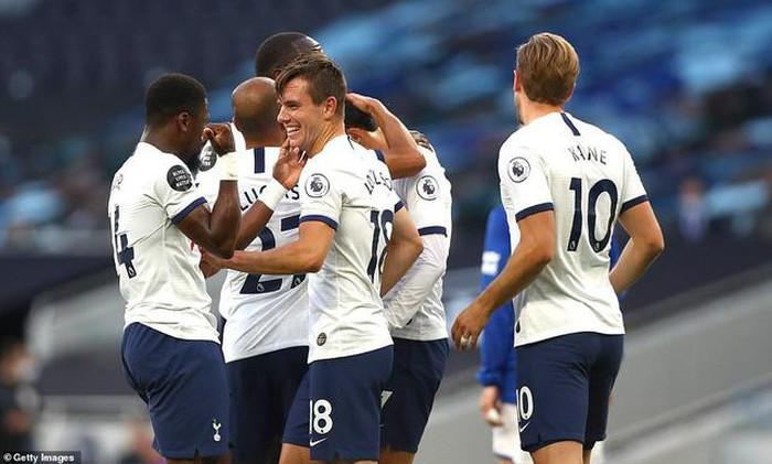 Tottenham giành thêm 3 điểm |JP88