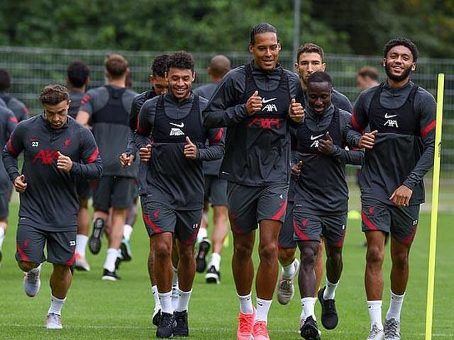 Liverpool có 1 ca nhiễm Covid-19 trong thời gian tập huấn