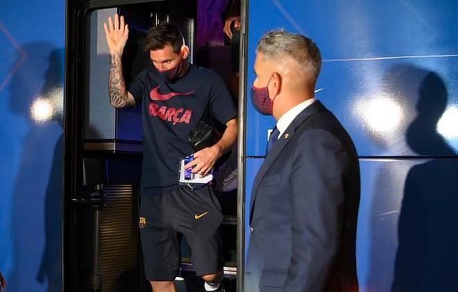 Messi cũng không thoát khỏi những tiếng la ó |Vua-the-thao