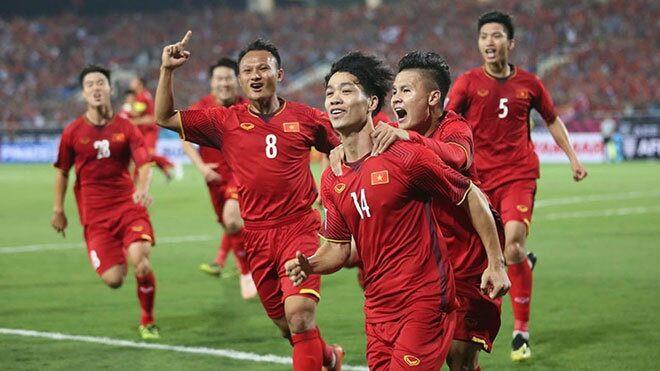 Đội tuyển Việt Nam sẽ hội quân vào tháng 9. |JP88