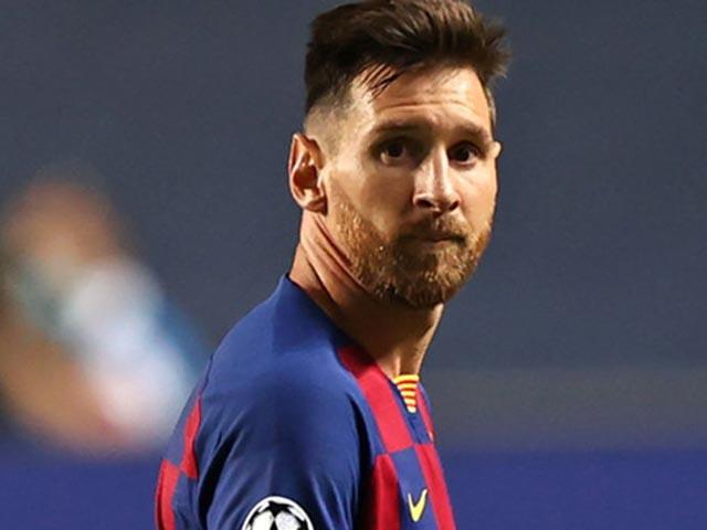 Messi không muốn tham gia tập luyện cùng Barca