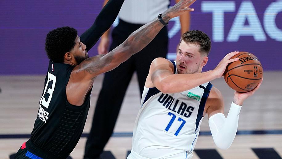 Dallas Maverickschơi tốt ngay từ phút thi đấu đầu tiên