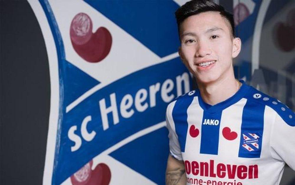 Sắp đến thời điểm Heerenveen kích hoạt điều khoản mua đứt Văn Hậu. |JP88