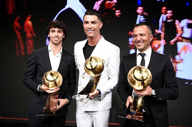 Siêu cò Jorge Mendes liệu sẽ lại giúp Felix theo bước Ronaldo và Bruno Fernandes gia nhập MU? |JP88