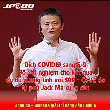 Dịch COVID-19: Bộ xét nghiệm cho kết quả đu đủ dương tính với SARS-CoV-2 do tỷ phú Jack Ma cung cấp