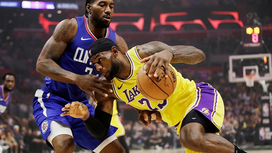 Kawhi Leonard sẽ đối đầu LeBron James ngay ngày thi đấu đầu tiên |JP88