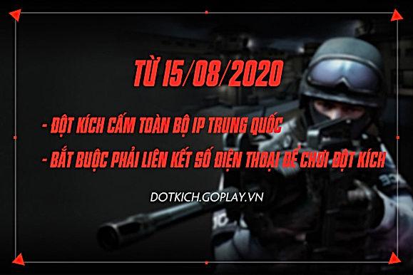 Đột Kích Việt Nam tiến hành chặn IP Trung Quốc vì vấn nạn hack