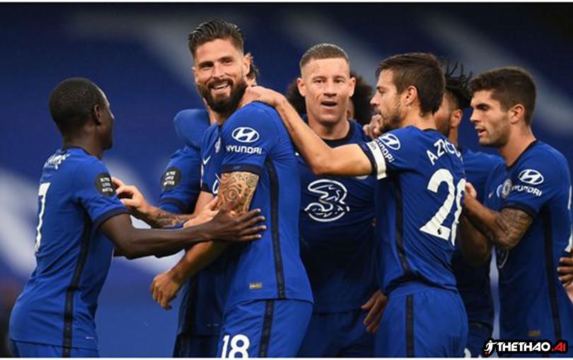 ... trước khi Chelsea đòi lại vị trí |JP88