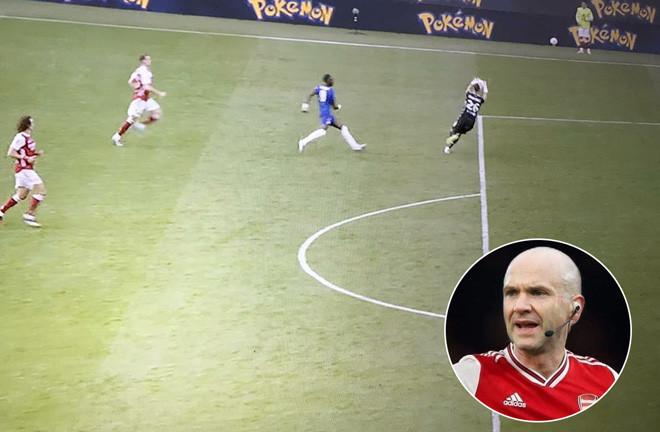 """Trọng tài Anthony Taylor bị tố """"thiên vị Arsenal trong tình huống này  JP88"""