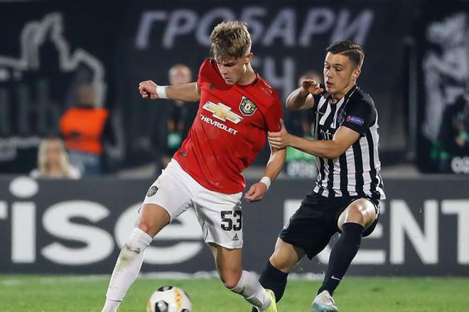 Stevanovic đã đối đầu với MU tới 2 lần ở mùa giải năm nay |Vua-the-thao