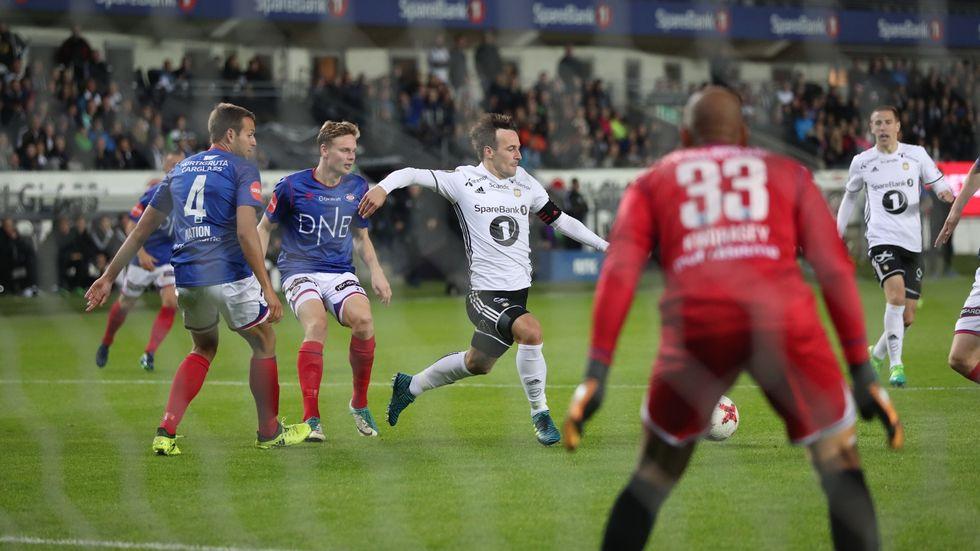 Soi kèo - Valerenga vs Rosenborg - kubets.net