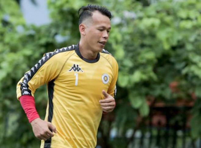 Tấn Trường hồi sinh trong màu áo Hà Nội FC