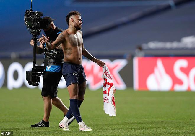 Neymar đối mặt nguy cơ không được dự trận chung kết Champions League