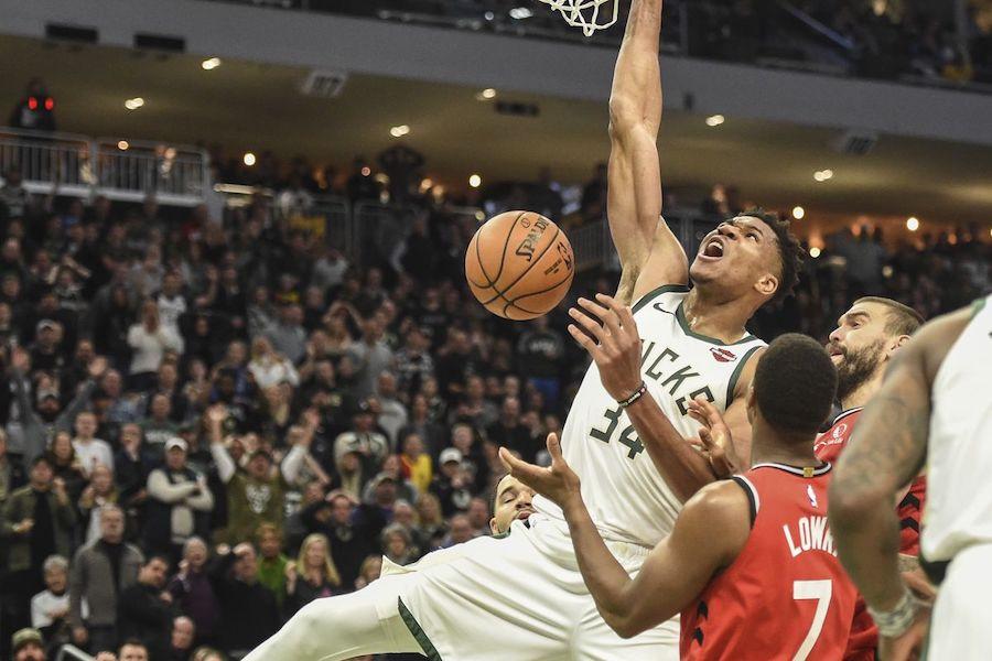 Bucks hứa hẹn sẽ chơi 100% phong độ trong cuộc đối đầu Raptors |JP88