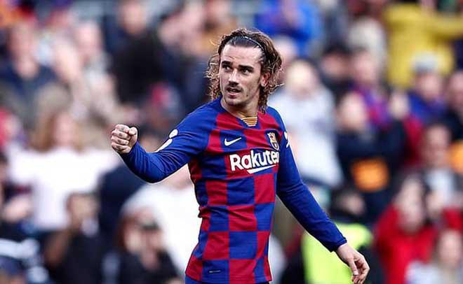 """""""Bom tấn"""" không tưởng: Griezmann muốn sang Man City, Lukaku về Barca thay Messi"""
