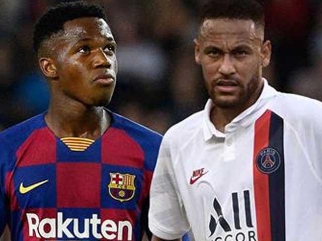 Barca không muốn mất Fati theo cách của Neymar |JP88