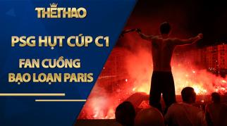 Neymar, Mbappe hụt Cúp C1: 148 fan cuồng PSG bị bắt vì bạo loạn kinh hoàng