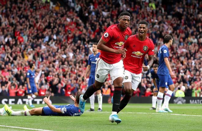 Martial, Rashford được kỳ vọng sẽ tỏa sáng ở bán kết FA Cup với Chelsea |JP88