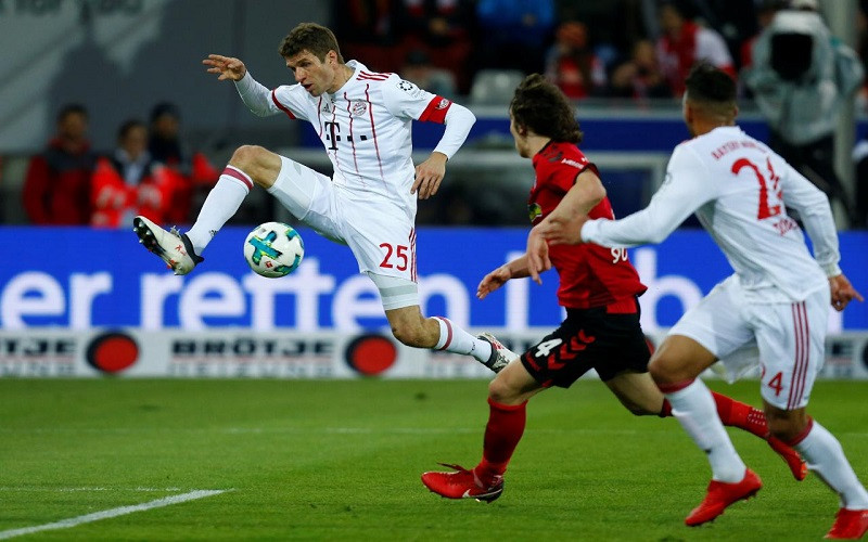 Soi kèo - Stuttgart vs Bayern Munich - kubets.net