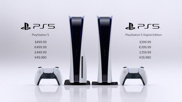 PS5 công bố giá bán cực rẻ, học sinh, sinh viên thừa sức mua