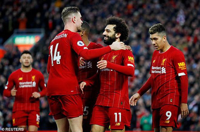 Liverpool có nguy cơ ăn mừng chức vô địch đầu tiên trong kỷ nguyên Ngoại hạng Anh trên sân trung lập  JP88
