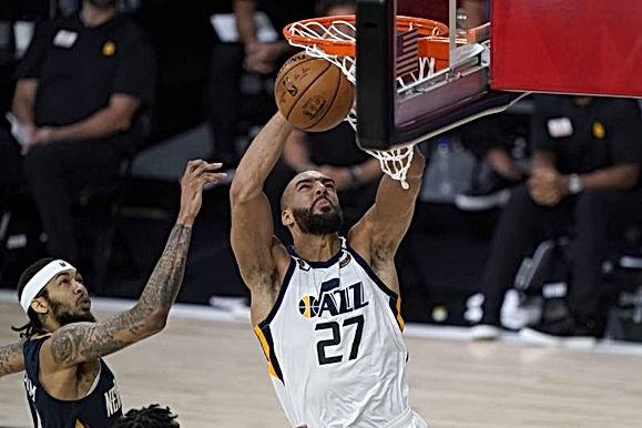 Rudy Gobert ném phạt đem về chiến thắng cho Utah Jazz