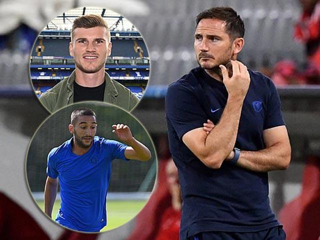 Lampard sắp có một đội hình hứa hẹn |Vua-the-thao