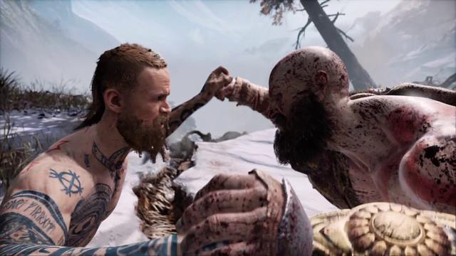 Những bị thần Bắc Âu nào đã bị Kratos hạ gục trong God of War 2018?
