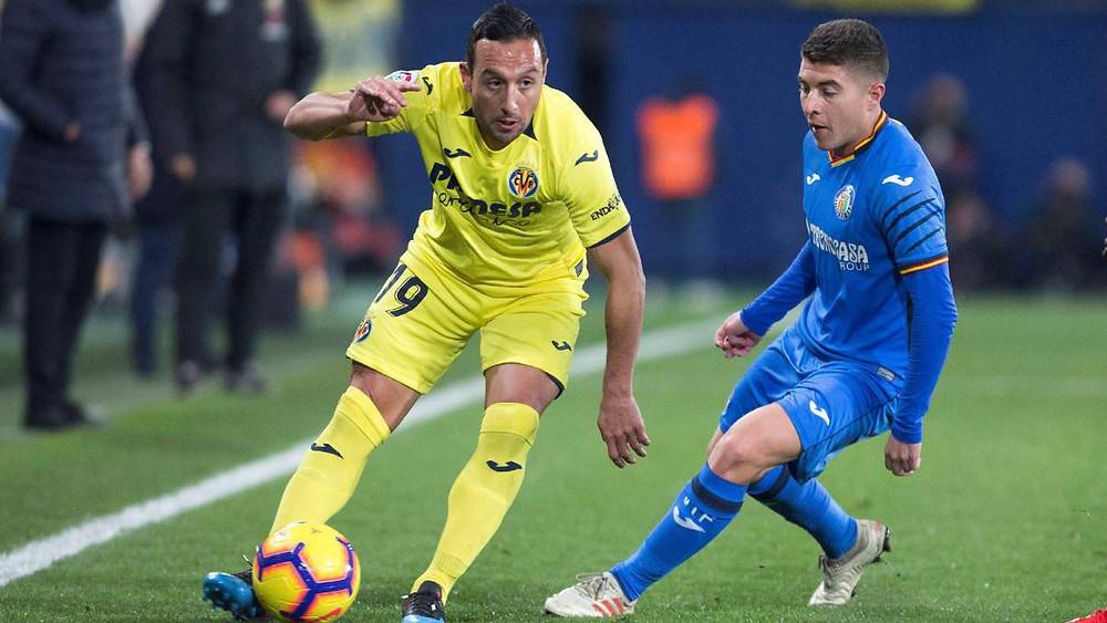 Soi kèo - Getafe vs Villarreal - kubets.net