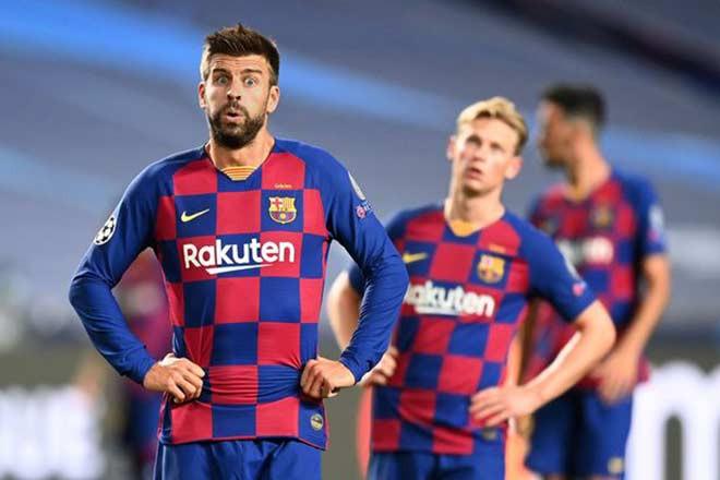 Một loạt cầu thủ Barcelona sẽ bị thanh lý với chỉ 4 người được CLB chắc chắn giữ lại
