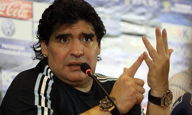 Còn nhiều uẩn khúc xung quanh sự ra đi của Diego Maradona