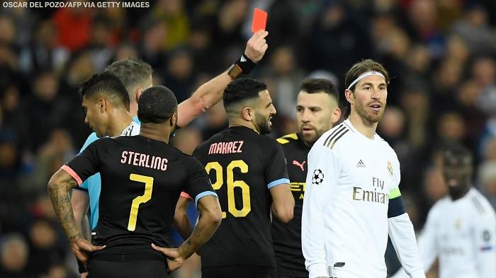 Man City vs Real Madrid được xem là trận đấu tâm điểm của vòng 1/8 Champions League.  |JP88