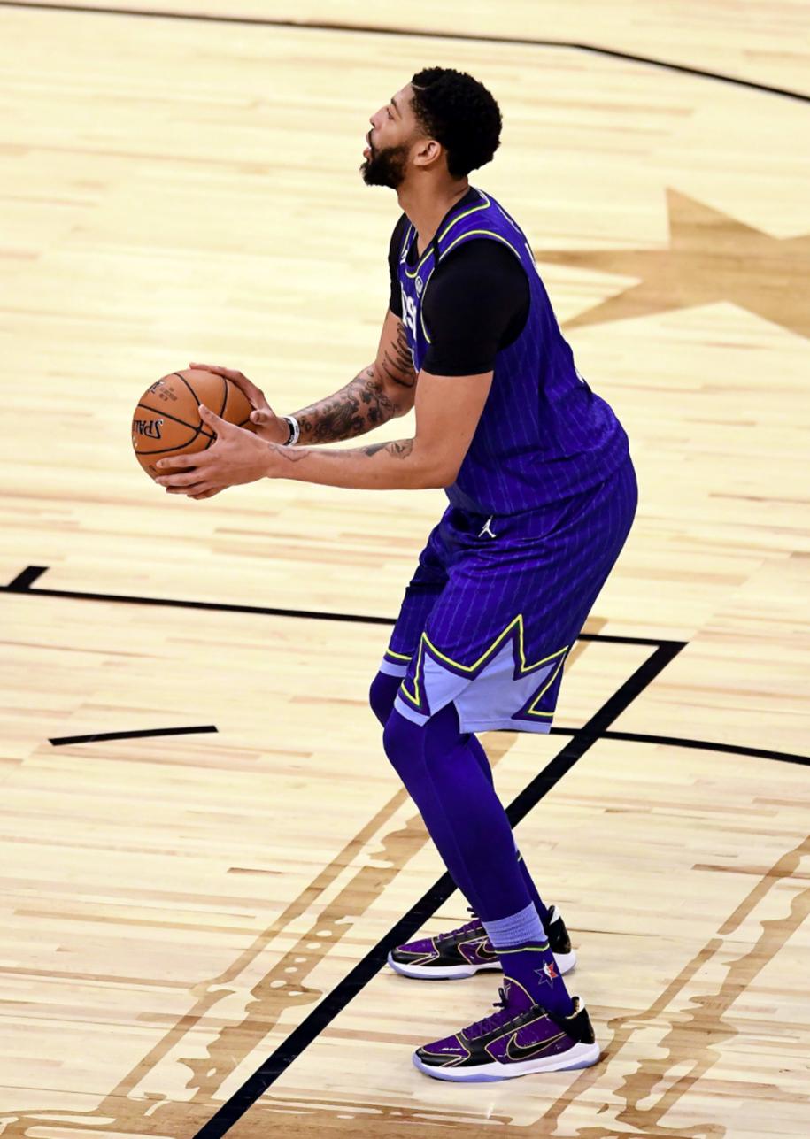 Anthony Davis là một trong những đại diện cho cầu thủ trong nhóm Cash Deal. |JP88