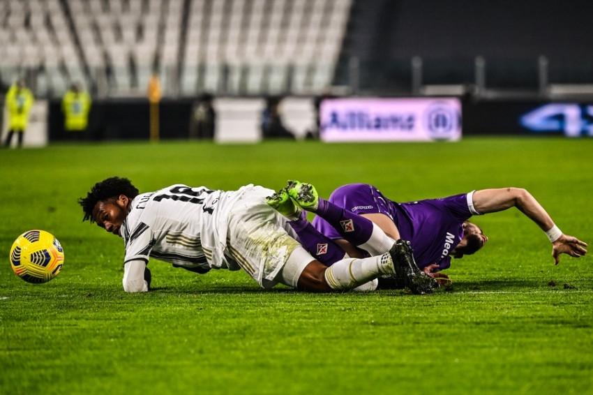Juventus đứt mạch bất bại ở Serie A.