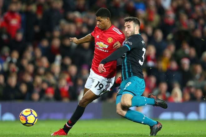 Thắng được Southampton, MU (áo đỏ) sẽ vào top 3 Ngoại hạng Anh |JP88