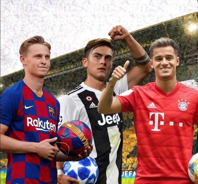 Các đội bóng lớn theo dõi cuộc họp của UEFA |JP88
