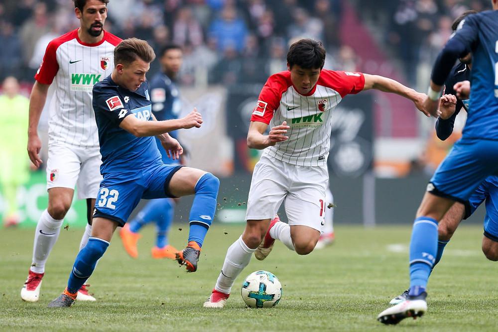 Soi kèo Hoffenheim vs Augsburg -vuathethao.net