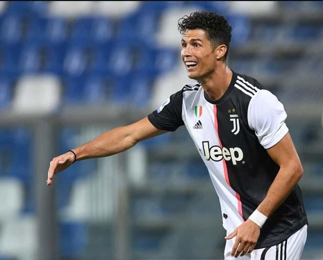 Ronaldo tịt ngòi trước Sassuolo |JP88