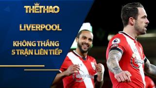 """Liverpool không thắng 5 trận liên tiếp: Huyền thoại """"phũ phàng"""" dự đoán sốc"""
