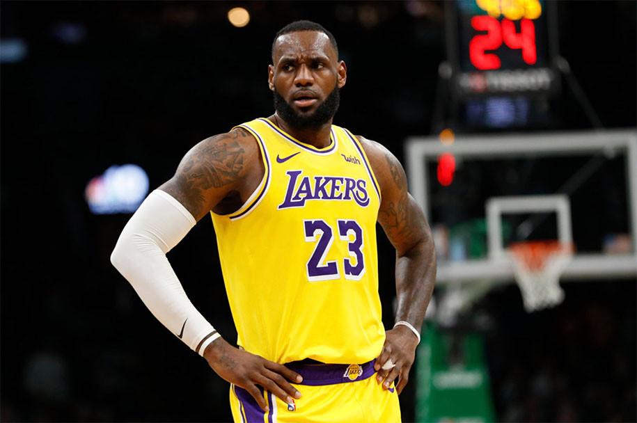 LeBron James đang thống trị NBA ở thời điểm hiện tại. |JP88