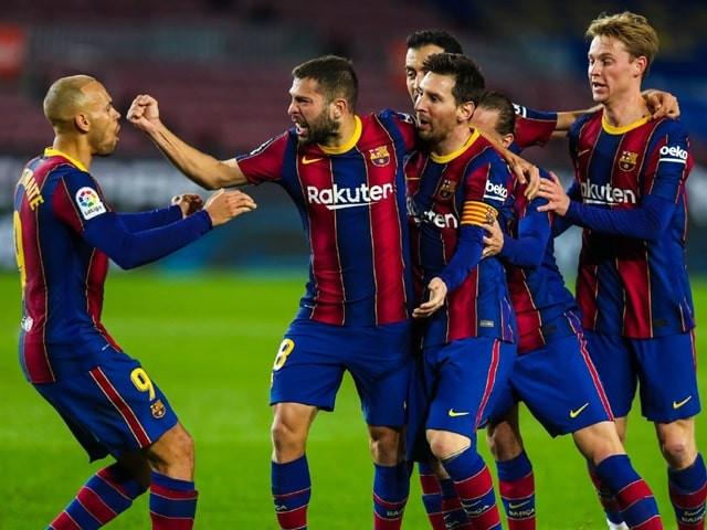Barca có thắng lợi quan trọng