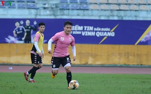Ngôi sao Hà Nội FC đang quyết tâm lấy lại phong độ |JP88