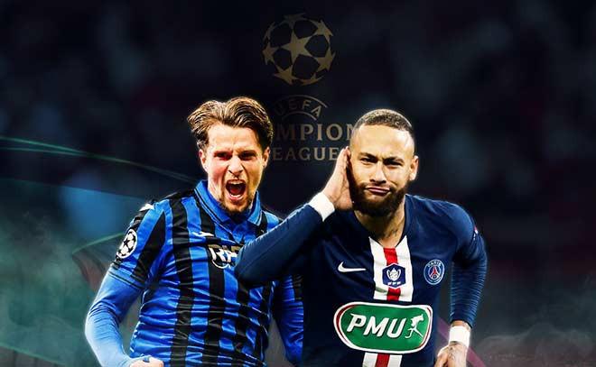 Hỏa lực của Neymar có đủ đấu lại cỗ máy ghi bàn của Atalanta? |JP88