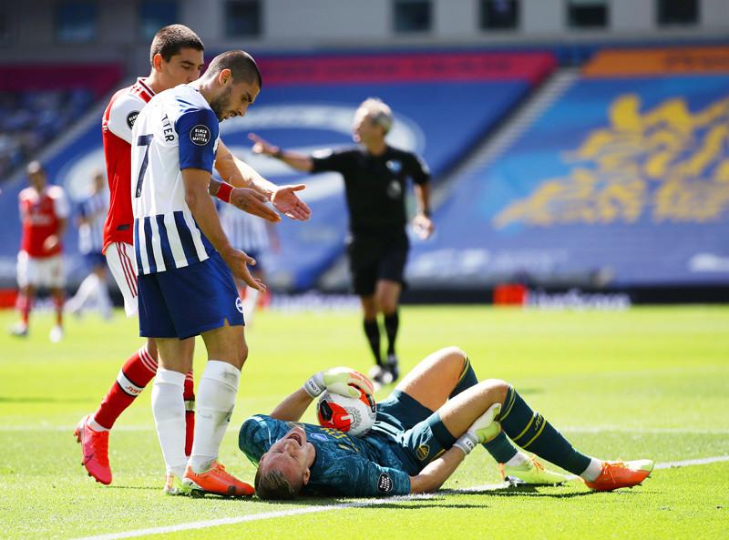 Bernd Leno dính chấn thương nghiêm trọng |JP88