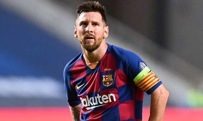 Messi đang tìm cách rời Barca dưới dạng tự do