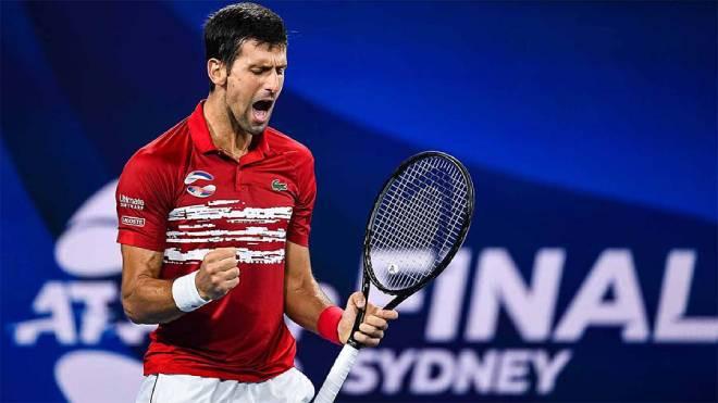 Djokovic cam kết sẽ không từ bỏ tennis |JP88