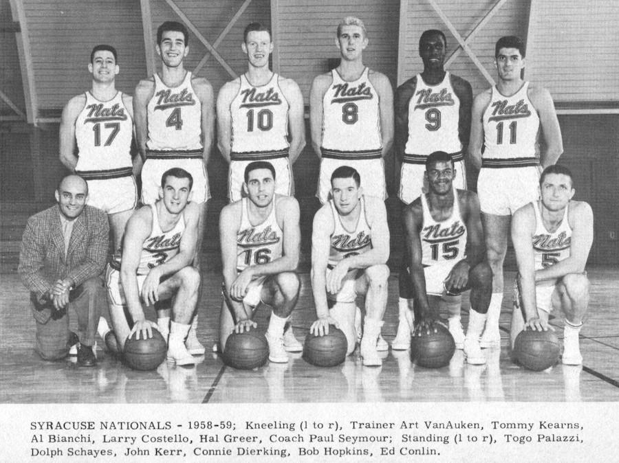 Đội hình Syracuse Nationals |JP88